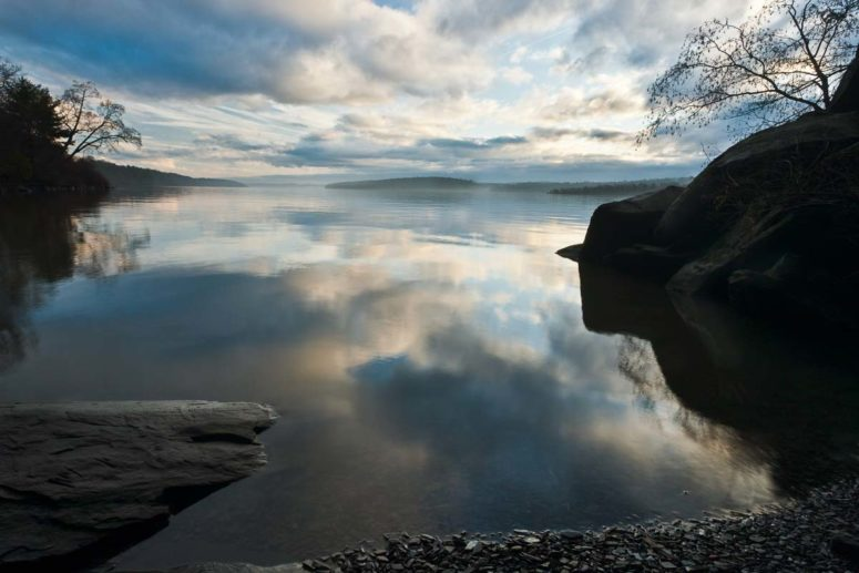 River Reflections, Hudson River