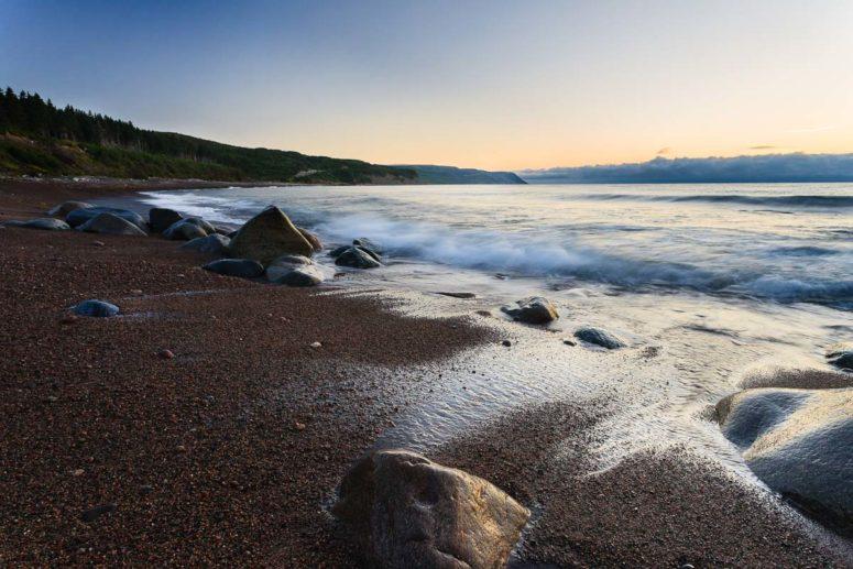 Sea and Sand, Nova Scotia