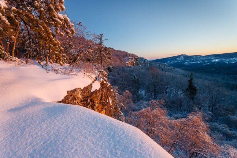 Snow Ridge, Mohonk Preserve