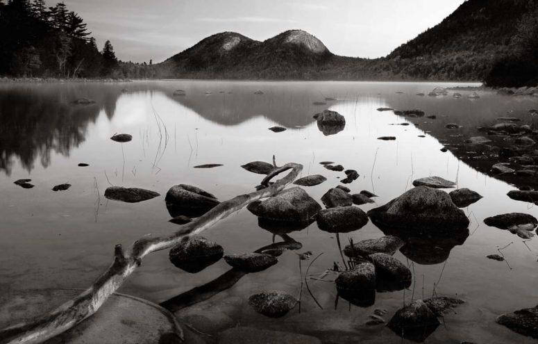 Stillness, Acadia NP
