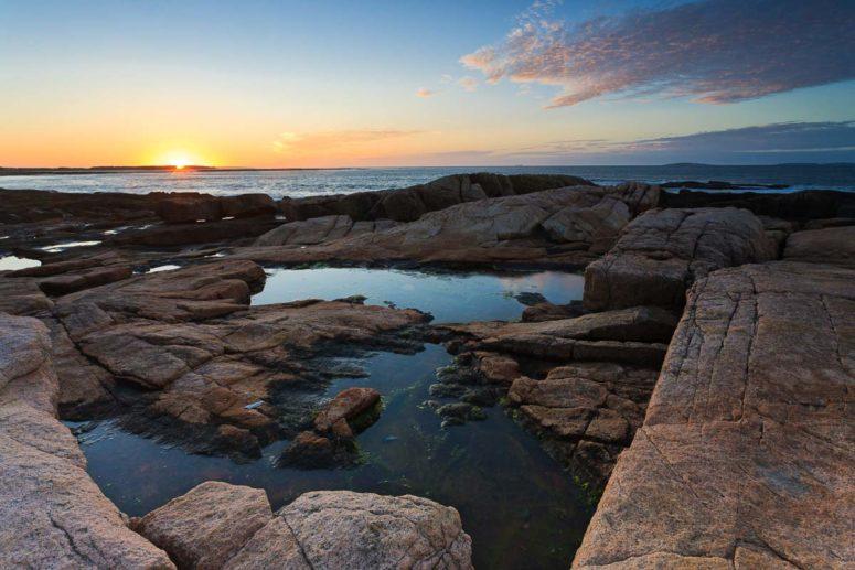 Tidal Pools, Acadia