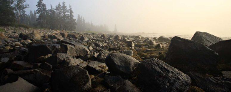 Tidal Rocks, Maine