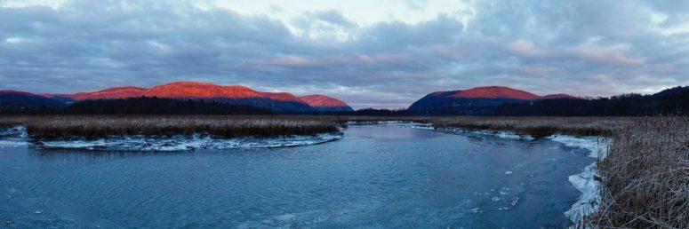 Winter Light, Constitution Marsh